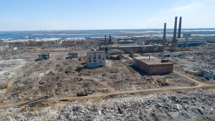 «Ни стен, ни памяти о людях и легендах»: волгоградка — о руинах тракторного завода
