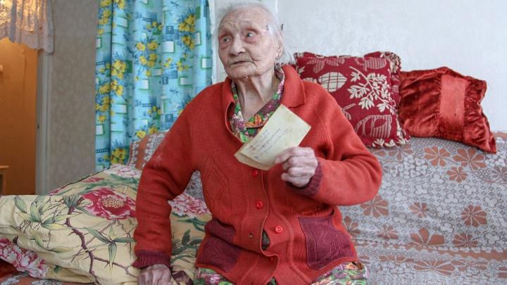 В Уфе скончалась 102-летняя героиня Сталинграда, которая переболела коронавирусом