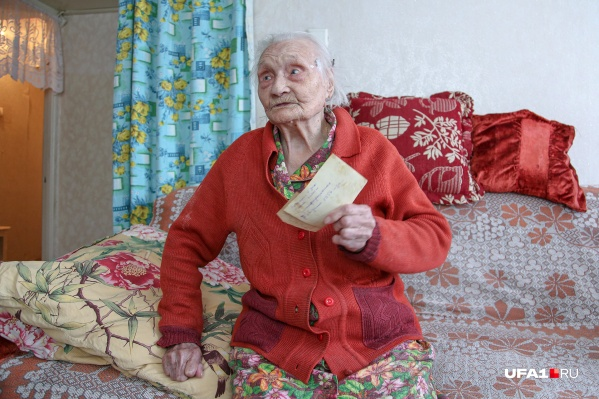 Недавно пенсионерка переболела коронавирусом