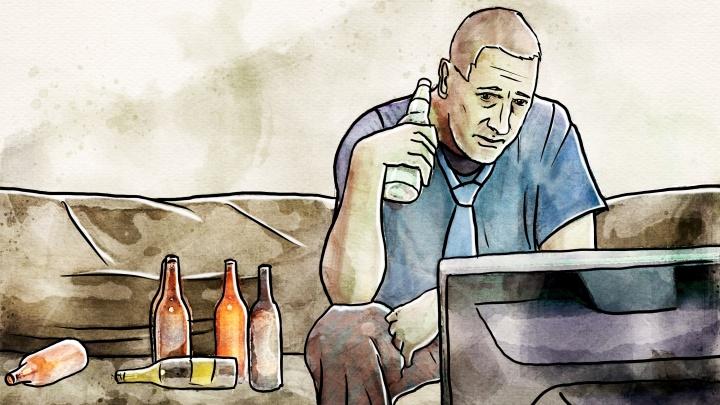 «Гораздо проще впасть в ступор»: история семьи, где муж несколько лет не может найти работу