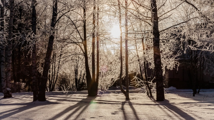 МЧС Прикамья предупреждает о похолодании до -43 градусов