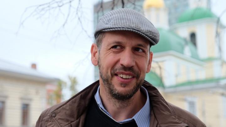 Пермского общественника Дениса Галицкого выпустили из отделения полиции в Москве