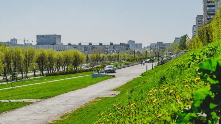 В Перми побит температурный рекорд 87-летней давности