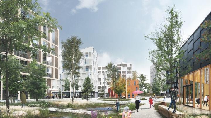 Еще больше высоток: кто хочет застроить участок на Московском — Алма-Атинской