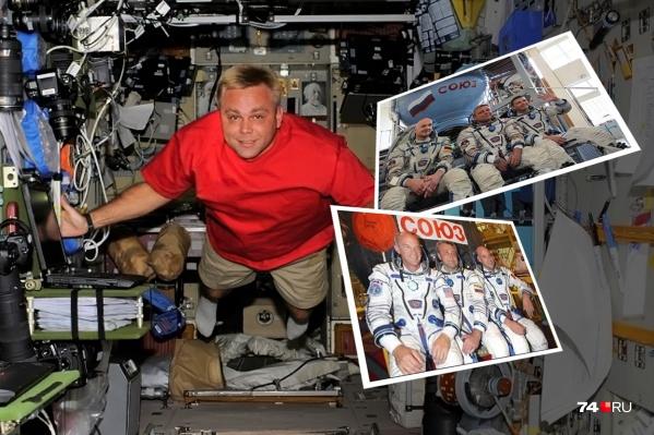 О буднях космонавтов Максим Сураев писал в своем блоге