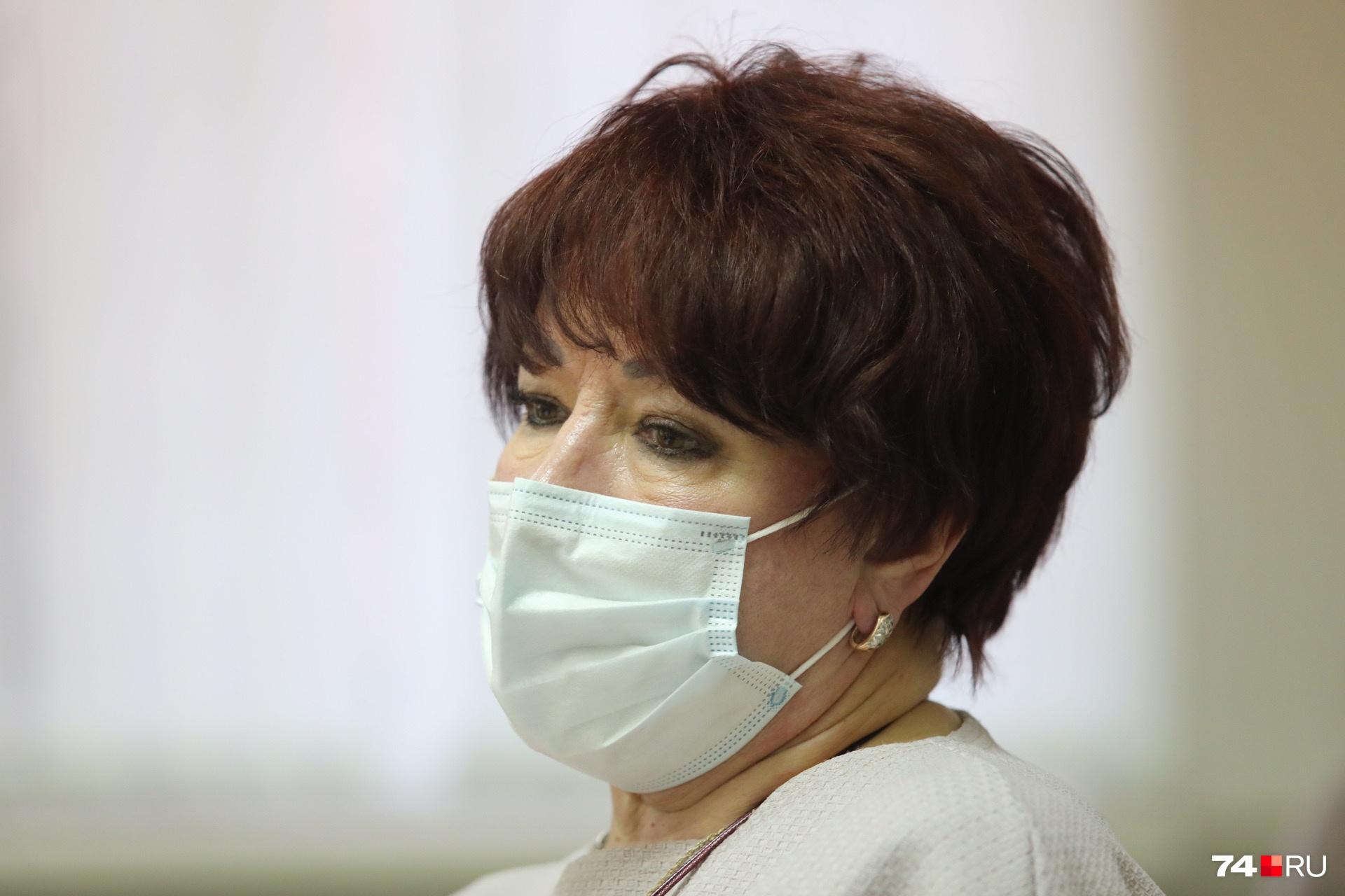 Людмила Антонова раскритиковала заключение эксперта, заказанное в Кургане защитой бизнесмена. По ее мнению, там есть надуманные факты