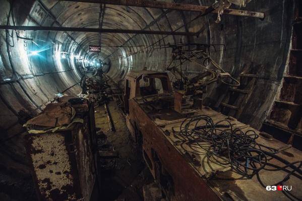 По мнению Вадима Алексеева, строительство новой станции не даст ожидаемого импульса для развития подземного транспорта