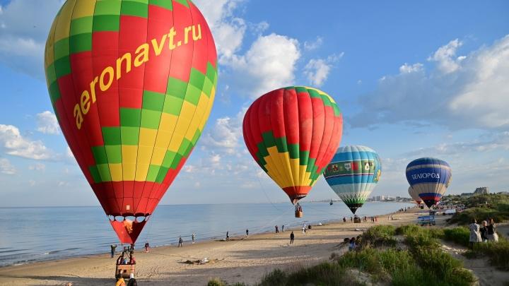 Запустят ли воздушные шары в Анапе в эти выходные? Да, но не для всех