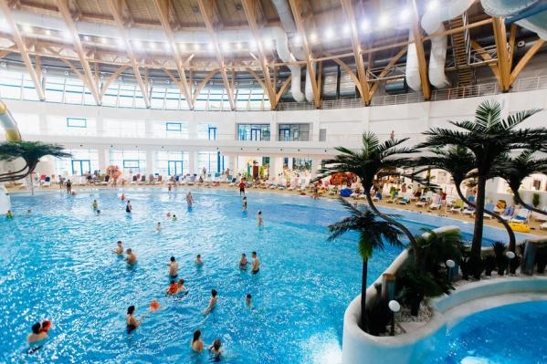 Аквапарк в Новосибирске стал местом для паломничества красноярцев, пока в городе строится свой