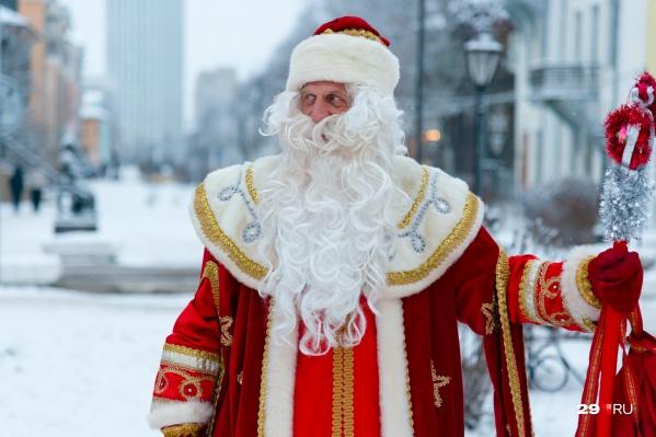 Куда спешила «Лада» с Дедом Морозом, пока неизвестно