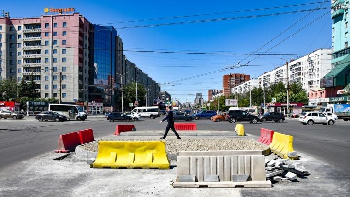 «Островки нужны стопроцентно»: оценить ремонт Комсомольского проспекта поручили эксперту ЮУрГУ