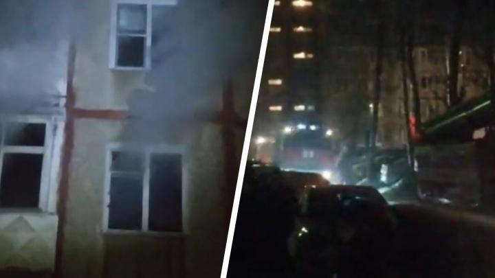 «Неочевидные причины»: в Ярославле в квартире сгорел жилец