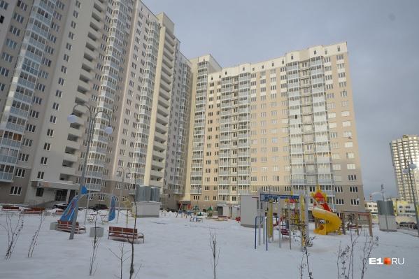 Жители одного из домов жилого комплекса внезапно узнали, что им уже пора делать капремонт