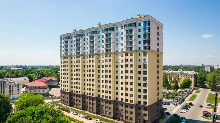 Город вне времени: где в Нижнем Новгороде купить квартиру в доме будущего