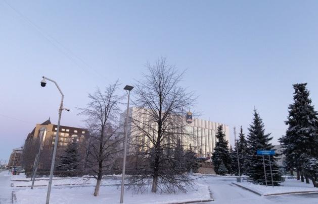 Прогноз погоды на первую рабочую неделю января