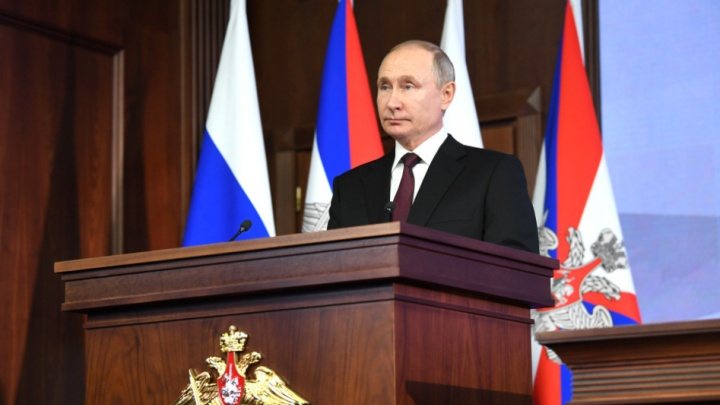 Госдума приняла закон, разрешающий Путину снова баллотироваться напост президента
