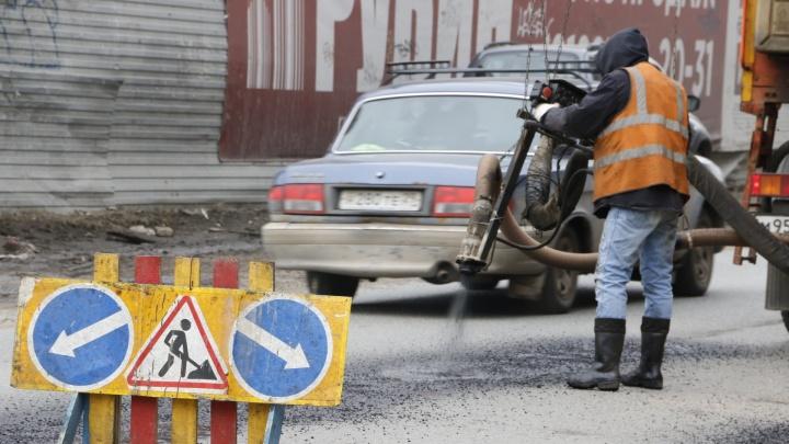 В Архангельске на четыре дня перекроют движение по улице Гагарина