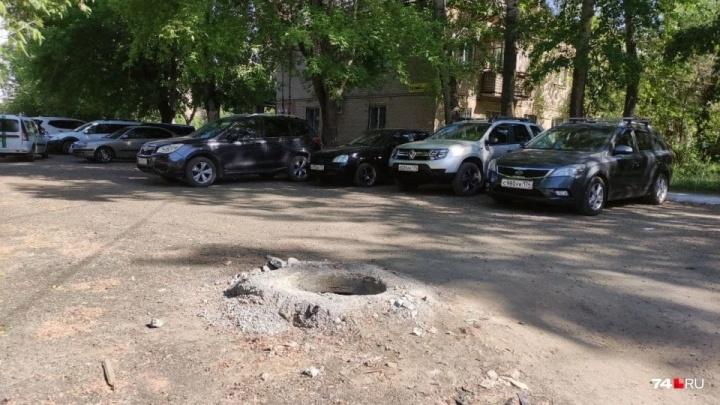Наталья Котова заподозрила в воровстве колодезных люков группировку, цель которой — навредить челябинцам