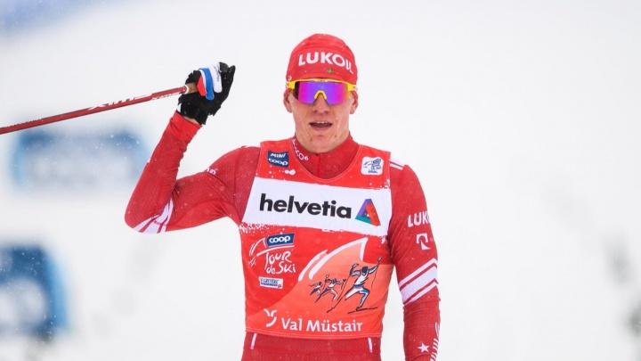 Лыжник от Архангельской области Александр Большунов победил в «Тур де Ски 2021»