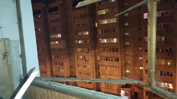 «Чудом не рухнул!»: в доме на Дыбенко произошел взрыв газа