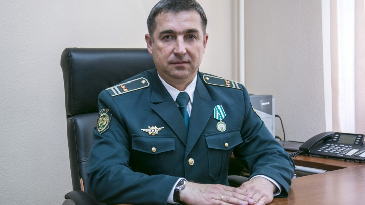 Замначальника ЮТУ задержали за хищение 85 млн рублей. Ранее его наградили медалью «За усердие»