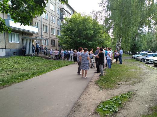 «Произошел сбой»: ярославцы атакуют офис «ЯрОбл ЕИРЦ» из-за огромных счетов за воду