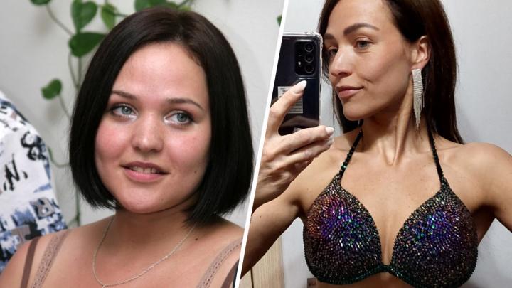 «Сладкий пирожочек» весом в центнер: как свердловчанка похудела на сорок килограммов и стала фитнес-моделью