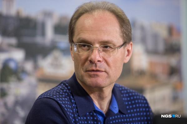 Ранее Василий Юрчено руководил «Сибсельмашем»