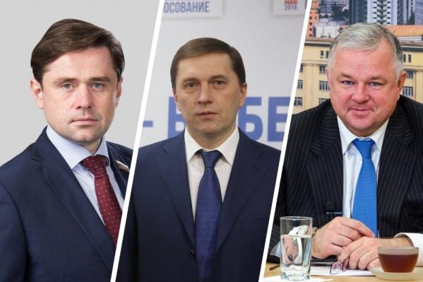 У политиков из нашего списка внушительные по размеру избирательные фонды — на агитацию они потратили от 7,8 до 27 миллионов рублей