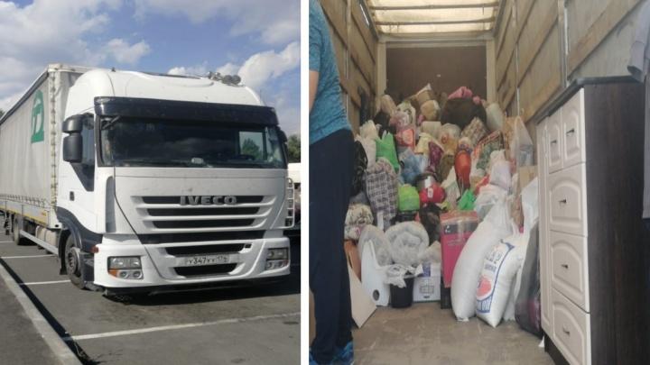 Челябинские волонтеры заявили о препонах с отправкой вещей для погорельцев на юг региона
