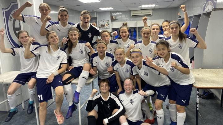 Женские «Крылья Советов» сыграют кубковый матч на стадионе Металлург