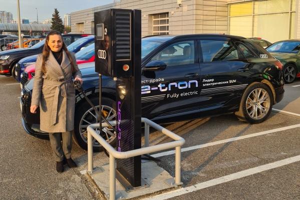 Яна Киприянова сделала ставку на электромобили и неожиданно для многих преуспела