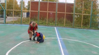 Большинство уличных спортивных площадок Ханты-Мансийска нуждаются в реконструкции и ремонте