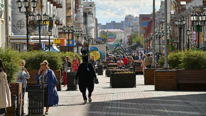 Прощай, визуальный мусор: смотрим, от чего избавят улицу Вайнера