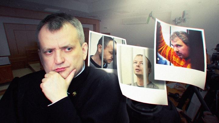 «Уктусский стрелок симулировал психическое расстройство»: интервью с судьей о том, как выносит приговоры убийцам