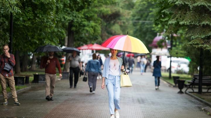 Бабье лето продолжится? Какая погода будет в Ростове в выходные