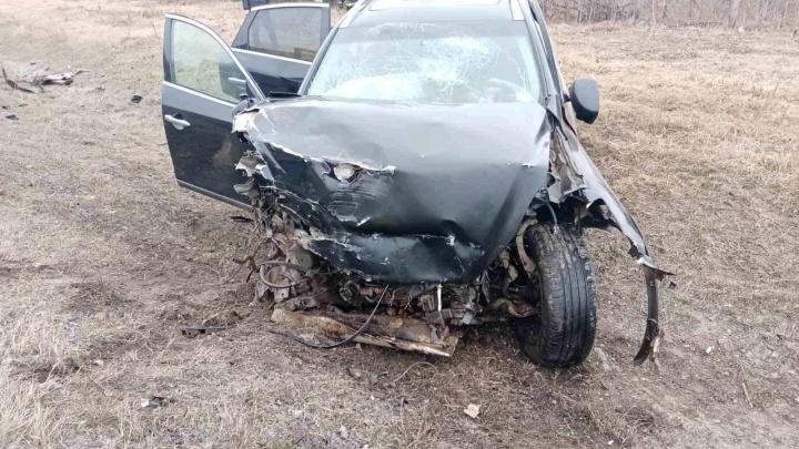 Из-за ДТП на федеральной трассе под Пермью образовалась пробка