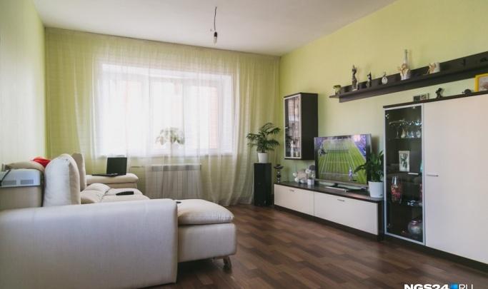 В Красноярском крае стали чаще арестовывать квартиры за просрочку по ипотеке