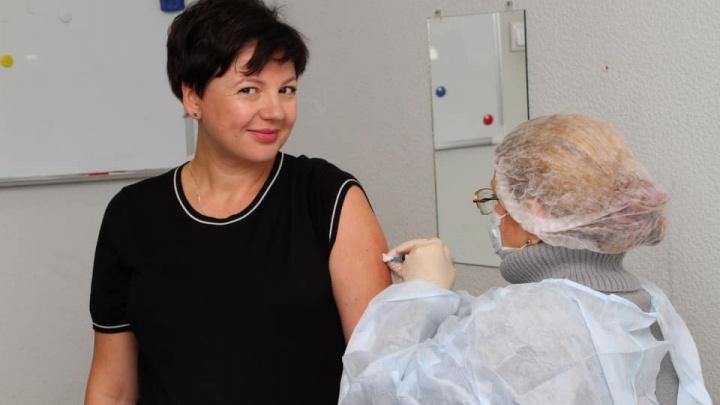 «Роженицы тоже лежат под ИВЛ»: жительница Рыбинска привилась от COVID-19 на 33-й неделе беременности