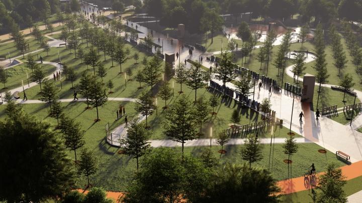 Проект нового парка в Котельниково прошел техническую экспертизу