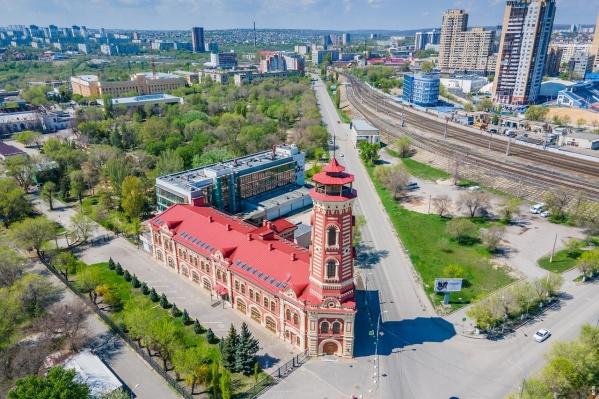 Насколько красив Волгоград, понимаешь только при взгляде с высоты