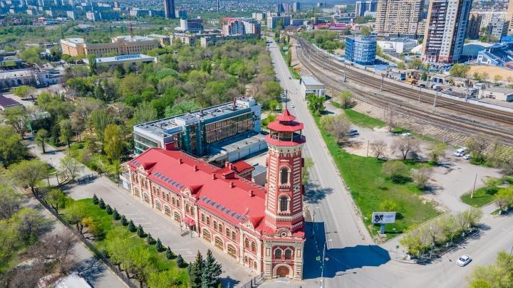 Супергород: взгляд на Волгоград глазами фотографа из Ростова-на-Дону