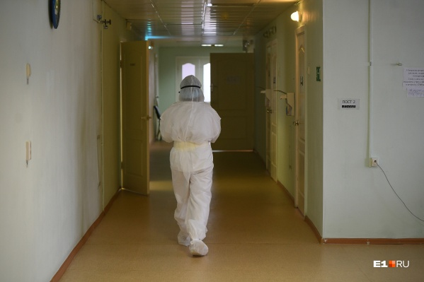 В регионе 16 пациентов с ковидом за сутки умерли