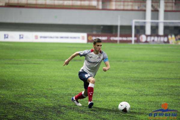 Игорь Киреев забил в первом матче против «Акрона», но сегодня у него ничего не получилось