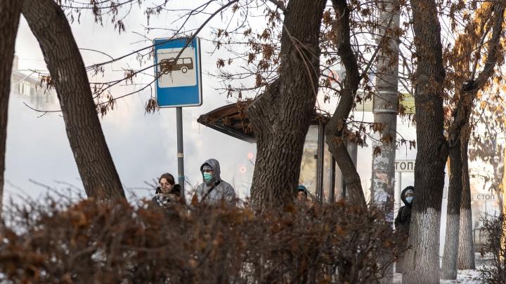 В Самарской области снова ожидают морозы