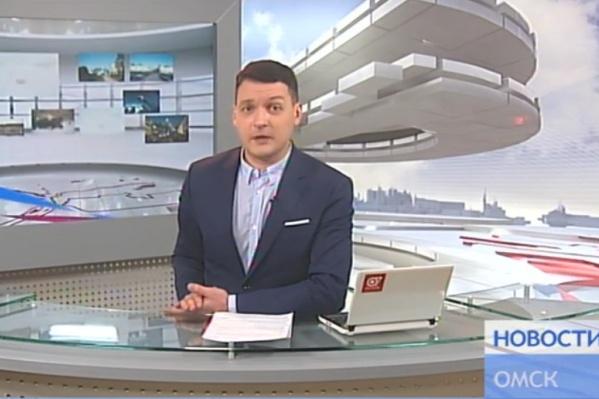 Евгений Нифанов отработал в ТРК «Антенна-7» 20 лет