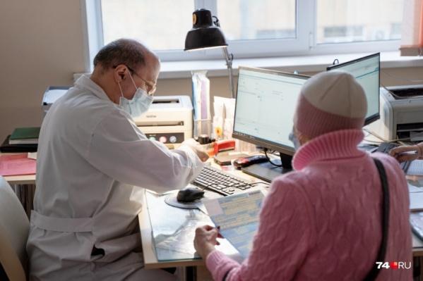 В последние дни заболевших коронавирусом в Челябинске становится меньше