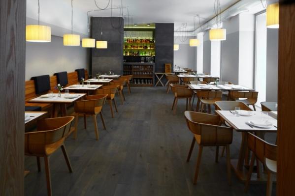 Интерьер нового ресторана останется практически без изменений
