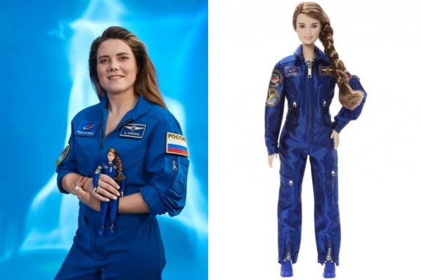 Подобно выпущенным ранее Барби-машинисткам Московского метрополитена, эта кукла также не предназначена для продажи