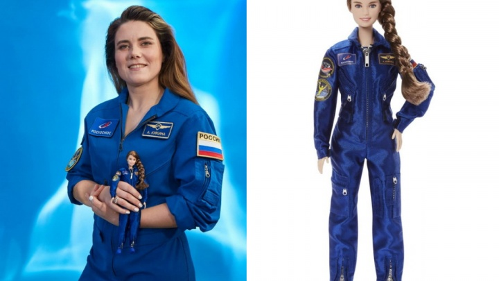 В России выпустили куклу Барби в образе жительницы Новосибирска